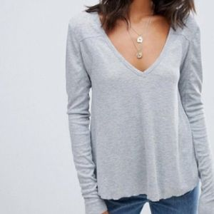 Free people intimately rock the boat longsleeve
